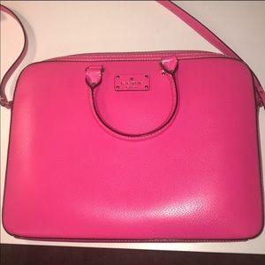 Kate Spade 15 inch laptop bag Wellesley